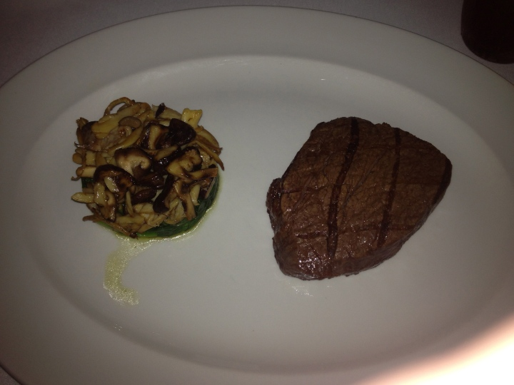 Prime Restaurant - Full Blooded Wagyu Fillet